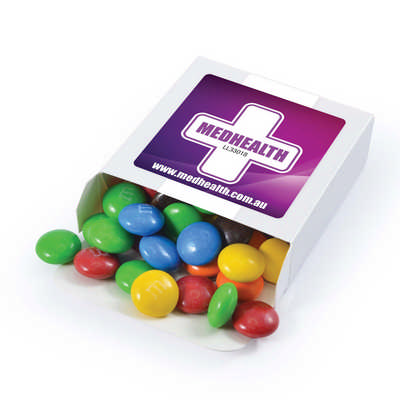 M&m S In 50g Box  - (printed with 1 colour(s)) LL33018_LLPRINT