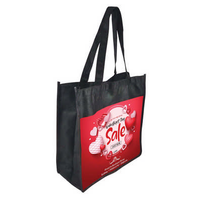 Cairo Non Woven Bag - Recycled Pet - (printed with 1 colour(s)) LL539_LLPRINT