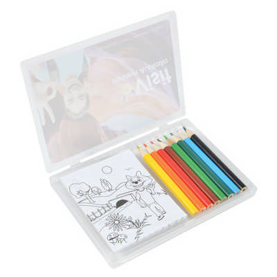 Koolio Drawing Set - (printed with 1 colour(s)) LL8064_LLPRINT