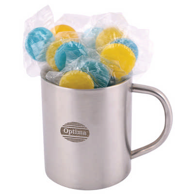 Corporate Colour Lollipops In Java Mug - (printed with 1 colour(s)) LL8630_LLPRINT