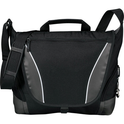 Slant Messenger Bag 5045BK_NOTT