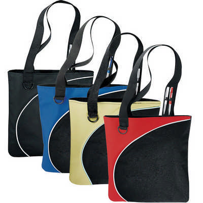 Lunar Convention Tote 5054BK_NOTT