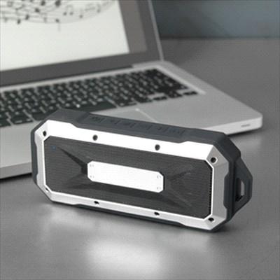 Boulder Waterproof Outdoor Bluetooth Speaker 7691_NOTT