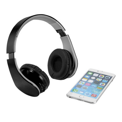 Rhea Bluetooth Headphones 7695BK_NOTT
