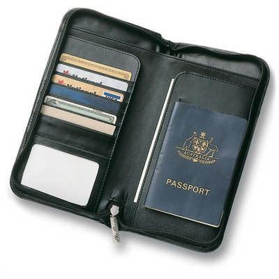 Leather Travel Wallet 9018_NOTT