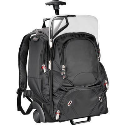 Elleven Wheeled Compu-Backpack EL002_NOTT