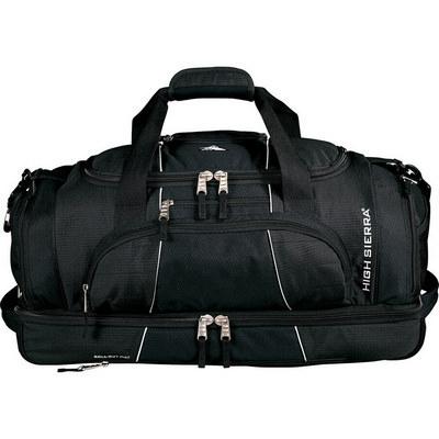 High Sierra Colossus 26 Inch Drop Bottom Duffel Bag HS1005_NOTT