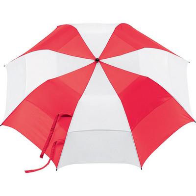 Vented Folding Umbrella SB1002RDWH_NOTT