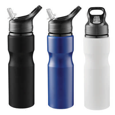 Loki Aluminium Sports Bottle - (printed with 1 colour(s)) 4092_RNG_DEC