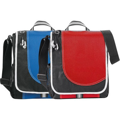 Boomerang Messenger Bag - (printed with 1 colour(s)) 5056_RNG_DEC