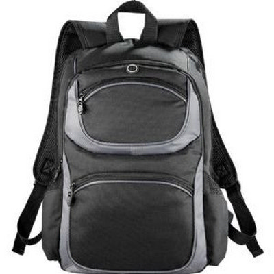 Continental Checkpoint-friendly Compu-backpack - (printed with 1 colour(s)) 5160_RNG_DEC