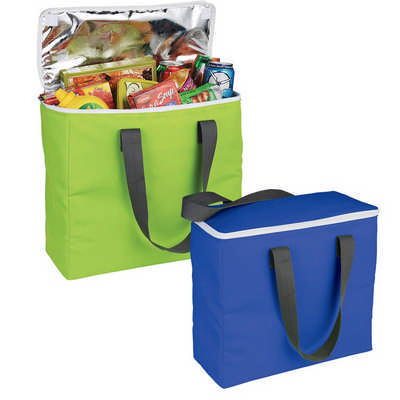 Arctic Zone  Foldable Insulated Shopping Tote - (printed with 1 colour(s)) AZ1008_RNG_DEC