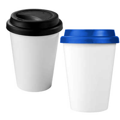 Carry Cup - 350ml Antibacterial Insulated Tumbler - (printed with 1 colour(s)) CC1004_RNG_DEC