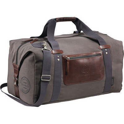 Field & Co. 20 Inch Duffel - (printed with 1 colour(s)) FC1002_RNG_DEC