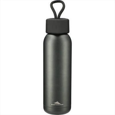 High Sierra Maverick Copper Vacuum Bottle 600ml - (printed with 1 colour(s)) HS1009_RNG_DEC