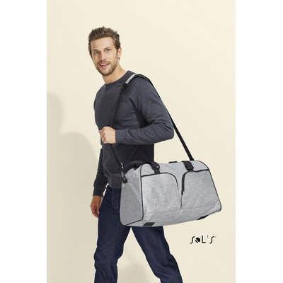 Hudson 600d Polyester Travel Bag S01397_ORSO