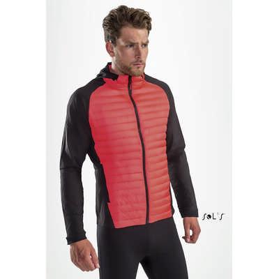 New York Mens Running Lightweight Jacket S01471_ORSO