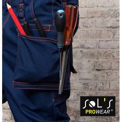 Block Pro Workwear Removable Pocket S01564_ORSO