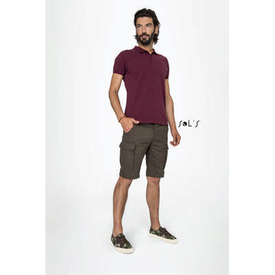 Jackson Mens Bermuda Shorts S01660_ORSO