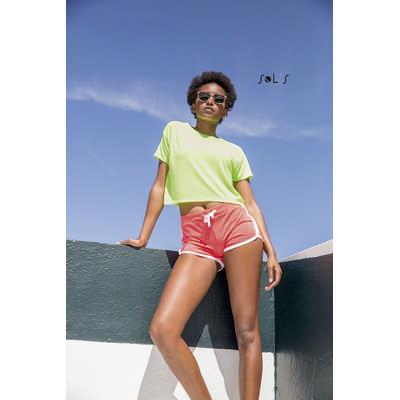 Janeiro Womens Shorts S01697_ORSO