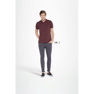 Brandy Mens - Polka-dot Polo Shirt S01706_ORSO