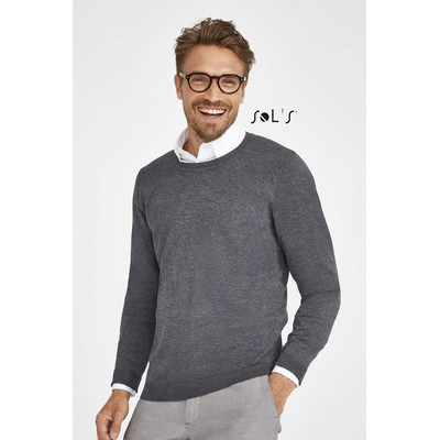 Ginger Mens - Round Neck Sweater S01712_ORSO