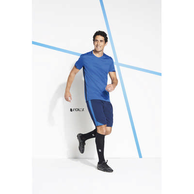 Olimpico Adults Contrast Shorts S01718_ORSO