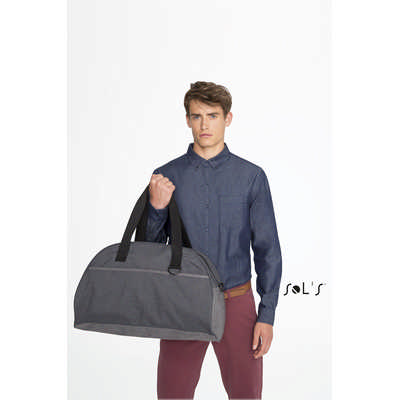 Move Dual Material Travel Bag S02118_ORSO