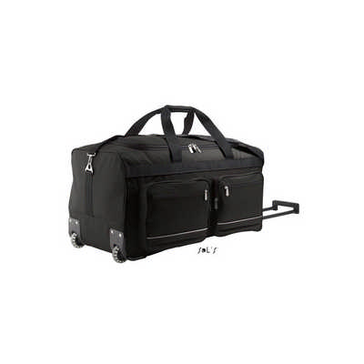 Voyager 600d Polyester Luxury Travel Bag - Casters S71000_ORSO
