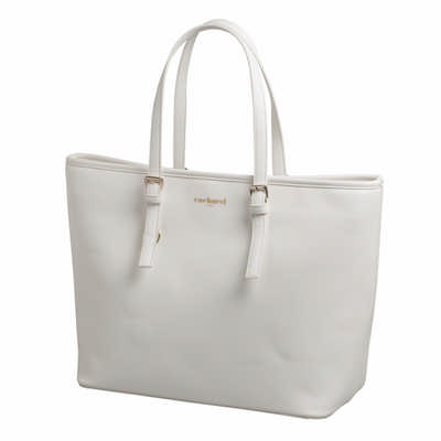 Cacharel Shopping Bag Bagatelle Blanc CTS636F_ORSO