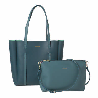 Cacharel Shopping Bag Montmartre Green CTS936T_ORSO