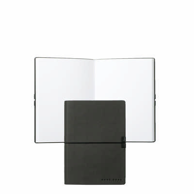 Hugo Boss Note Pad A6 Storyline Dark Grey HNM704J_ORSO