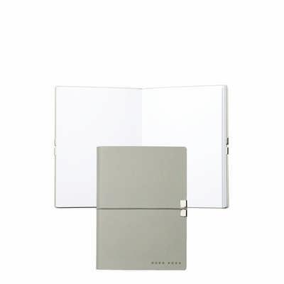Hugo Boss Note Pad A6 Storyline Light Grey HNM704K_ORSO
