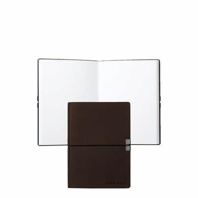 Hugo Boss Note Pad A6 Storyline Burgundy HNM704R_ORSO