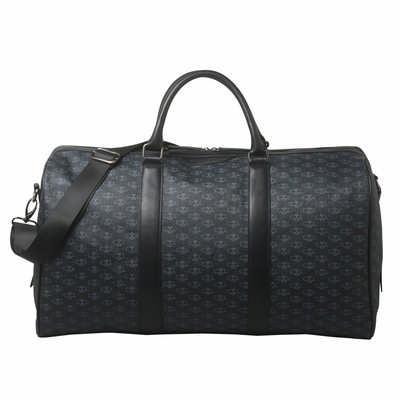 Christian Lacroix Travel Bag Seal Grey LTB625J_ORSO