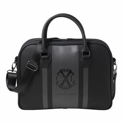Christian Lacroix Laptop Bag Id Dark Grey LTL926J_ORSO