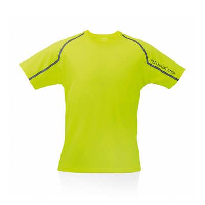 Adult T-shirt Tecnic Fleser M4471_ORSO