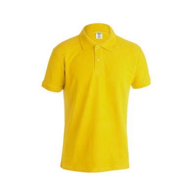 Adult Color Polo T-shirt