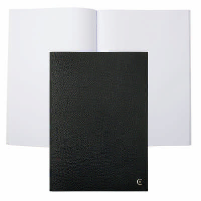 Cerruti 1881 Note Pad A4 Hamilton Black NNF711A_ORSO