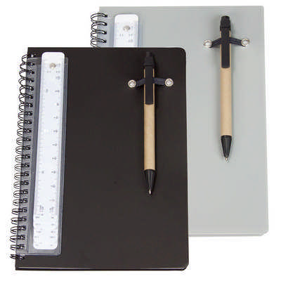A5 Notebook With Pen And Scale Ruler G1108_ORSO
