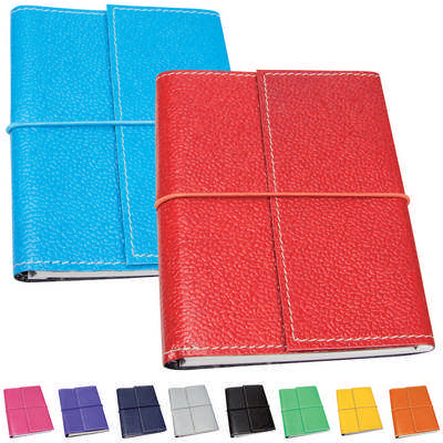 Eco Notebook With Elastic Closure G1163_ORSO