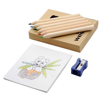 Boxed Colouring Set G1257_ORSO