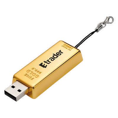 Gold Bar Usb G1315_ORSO