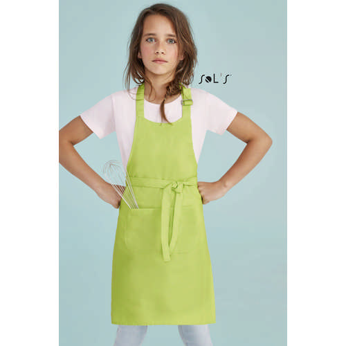 Gala Kids Kids Apron With Pocket - (printed with 4 colour(s)) S00599_ORSO_DEC