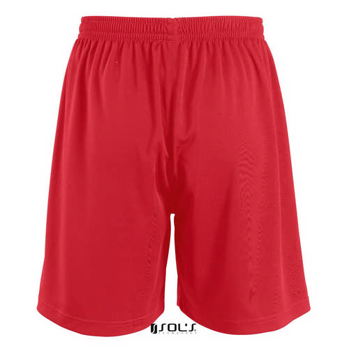 Kids Basic Shorts - (printed with 4 colour(s)) S01222_ORSO_DEC