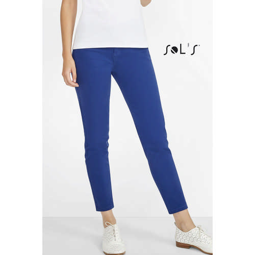 Jules Womens 78 Chino Trousers - (printed with 4 colour(s)) S01425_ORSO_DEC