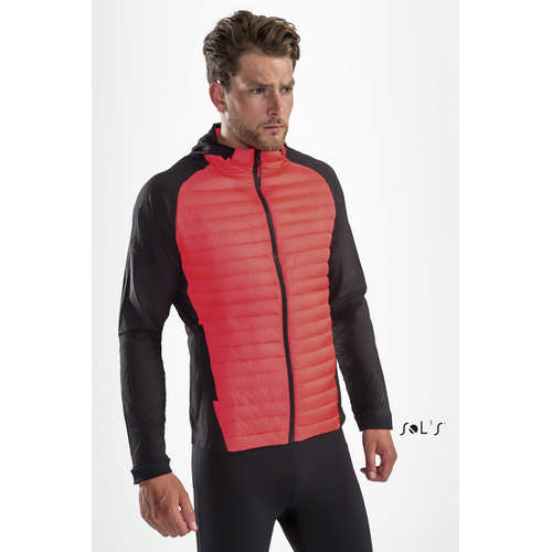 New York Mens Running Lightweight Jacket - (printed with 4 colour(s)) S01471_ORSO_DEC