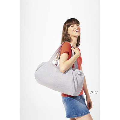 Laguna French Terry Duffel Bag - (printed with 4 colour(s)) S01675_ORSO_DEC