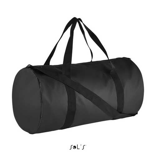 Cobalt Coated Canvas Duffel Bag - (printed with 4 colour(s)) S02928_ORSO_DEC