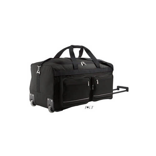 Voyager 600d Polyester Luxury Travel Bag - Casters - (printed with 4 colour(s)) S71000_ORSO_DEC